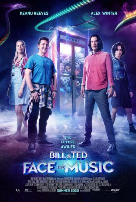 Bill & Ted Face the Music (2020) Hindi Dubbed