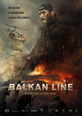 The Balkan Line (2019) Hindi Dubbed