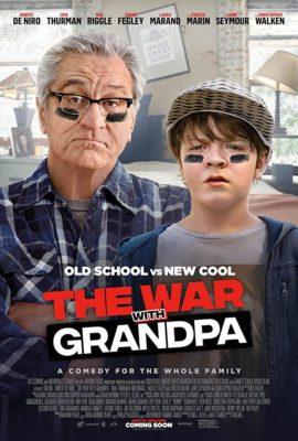 The War with Grandpa (2020) Hindi Dubbed