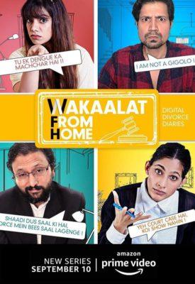 Wakaalat from Home (2020) Hindi Season 1 Complete