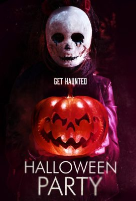 Halloween Party (2020) Hindi Dubbed