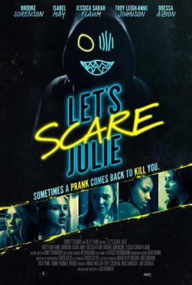Let's Scare Julie (2020) Hindi Dubbed