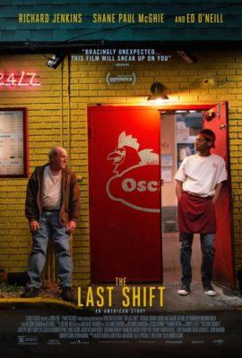 The Last Shift (2020) Hindi Dubbed
