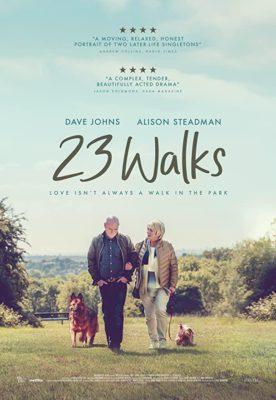 23 Walks (2020) Hindi Dubbed