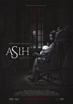 Asih (2018) Hindi Dubbed
