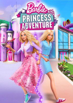 Barbie Princess Adventure (2020) Hindi Dubbed