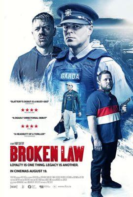 Broken Law (2020) Hindi Dubbed