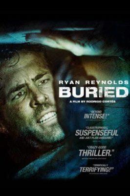 Buried (2010) Hindi Dubbed