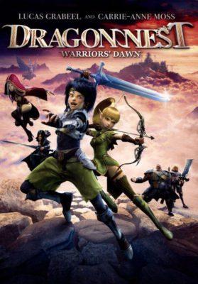 Dragon Nest: Warriors' Dawn (2014) Hindi Dubbed