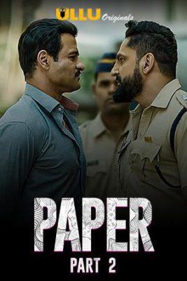 Paper (2020) Hindi Season 1 Complete
