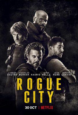Rogue City (2020) Hindi Dubbed