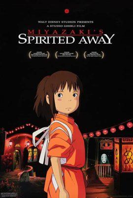 Spirited Away (2003) Hindi Dubbed