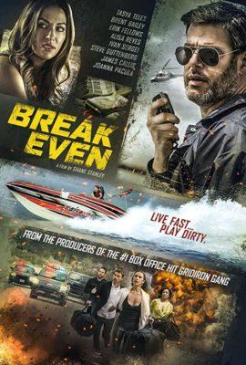 Break Even (2020) Hindi Dubbed