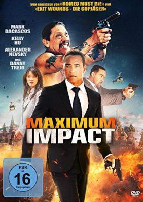 Maximum Impact (2017) Hindi Dubbed
