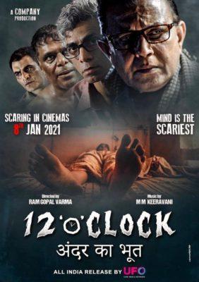 12 O' Clock (2021) Hindi