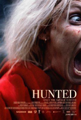 Hunted (2020) Hindi Dubbed