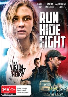 Run Hide Fight (2021) Hindi Dubbed