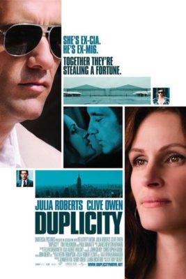 Duplicity (2009) Hindi Dubbed