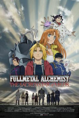 Fullmetal Alchemist: The Sacred Star of Milos (2011) Hindi Dubbed