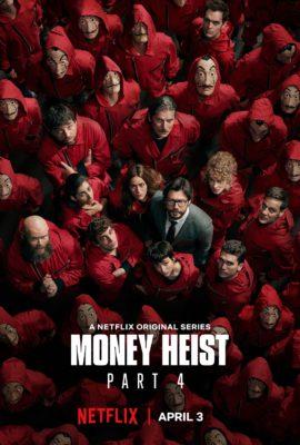 Money Heist (2020) Hindi Dubbed Season 4 Complete