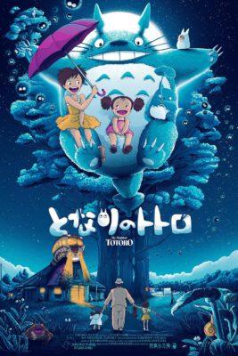 My Neighbor Totoro (1988) Hindi Dubbed
