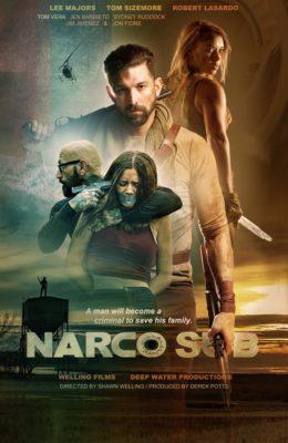 Narco Sub (2021) Hindi Dubbed