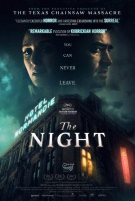 The Night (2020) Hindi Dubbed