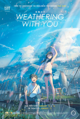 Weathering with You (2019) Hindi Dubbed