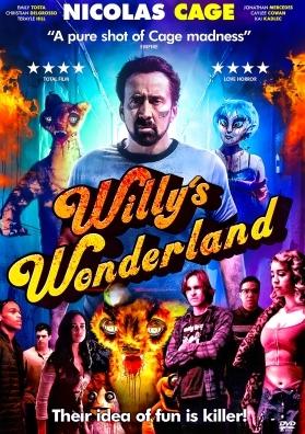 Willy's Wonderland (2021) Hindi Dubbed