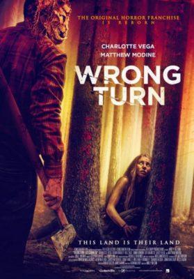 Wrong Turn (2021) Hindi Dubbed