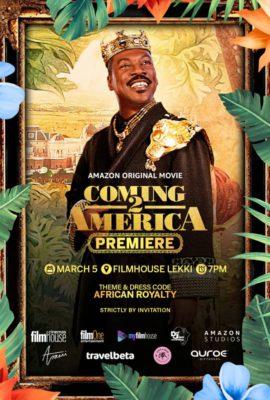 Coming 2 America (2021) Hindi Dubbed