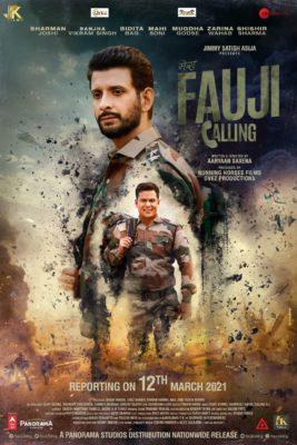 Fauji calling (2021) Hindi