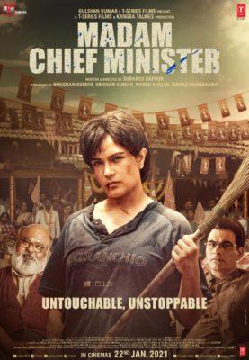 Madam Chief Minister (2021) Hindi