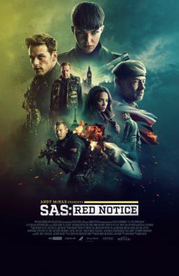 SAS: Red Notice (2021) Hindi Dubbed