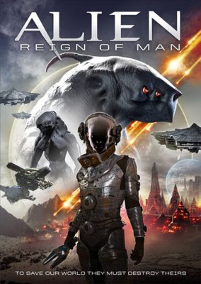 Alien Reign of Man (2017) Hindi Dubbed