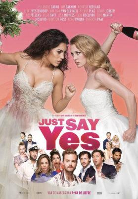 Just Say Yes (2021) Hindi Dubbed