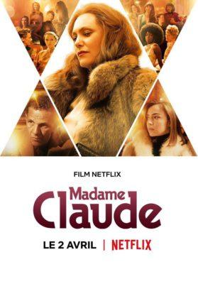 Madame Claude (2021) Hindi Dubbed