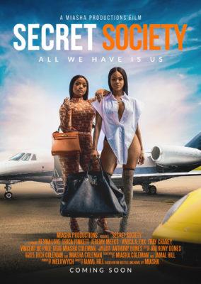 Secret Society (2021) Hindi Dubbed