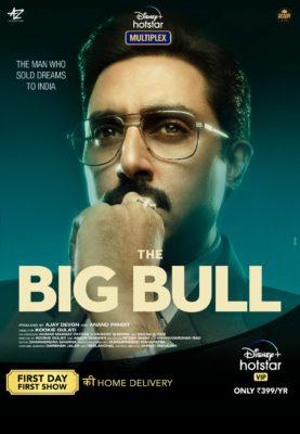 The Big Bull (2021) Hindi