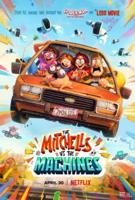 The Mitchells vs. the Machines (2021) Hindi Dubbed