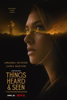 Things Heard & Seen (2021) Hindi Dubbed