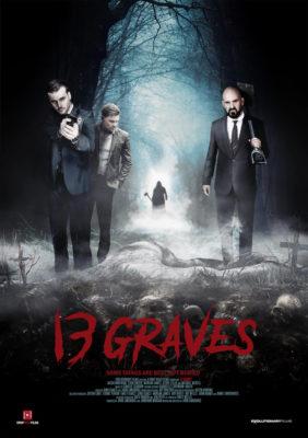 13 Graves (2019) Hindi Dubbed
