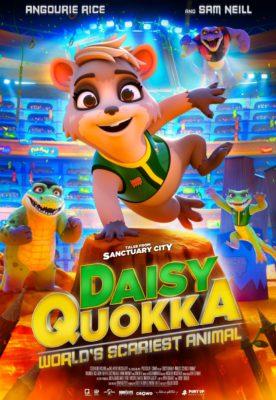 Daisy Quokka: World's Scariest Animal (2020) Hindi Dubbed