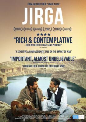 Jirga (2018) Hindi Dubbed