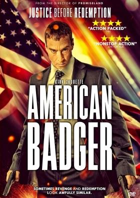 American Badger (2021) Hindi Dubbed