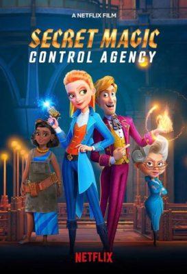 Secret Magic Control Agency (2021) Hindi Dubbed