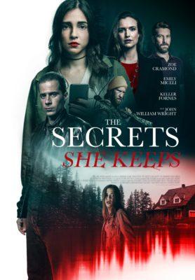 The Secrets She Keeps (2021) Hindi Dubbed