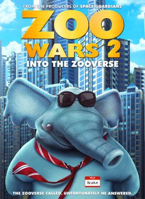 Zoo Wars 2 (2019) Hindi Dubbed