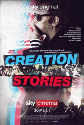 Creation Stories (2021) Hindi Dubbed