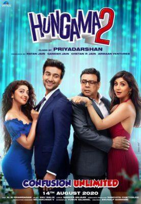 Hungama 2 (2021) Hindi